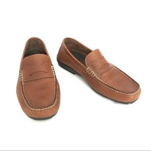 👔Rockport Luxury Cruise Penny Loafer Tan 9